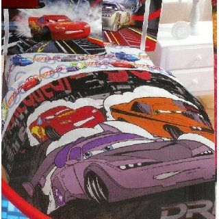 Disney Cars Blanket Micro Raschel Plush Fleece Throw
