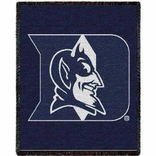 NCAA Duke Blue Devils 69 x 48 Team Mascot Jacquard