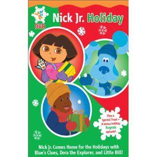 Nick Jr. Holiday DVD Sampler (Dora the Explorer/Blues