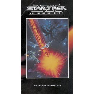 Star Trek VI   The Undiscovered Country [VHS]: William