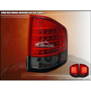 GMC Sonoma Led Tail Lights Red Smoke LED Taillights 1994 1995 1996