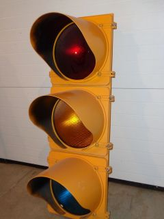 Crouse Hinds Traffic Light Signal with Sequencer