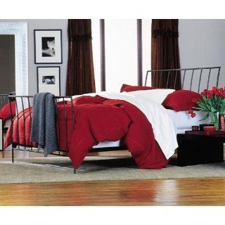Milan Bed By Charles P. Rogers   Queen Bed High Footboard
