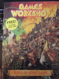 Games Workshop World of Hobby Games