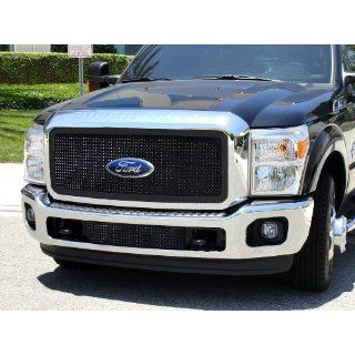 2011 2011 Ford Super Duty Upper Class Mesh Grille   W/ Optional Logo