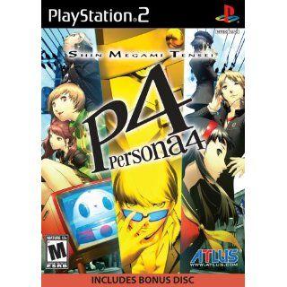 Shin Megami Tensei Persona 4 Video Games