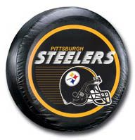 spare tire cover the pittsburgh steelers nfl football tire cover