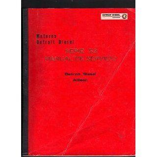 Motores Detroit Diesel Serie 53 Manual De Servicio Detroit