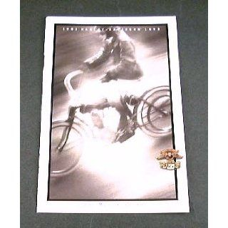 1993 93 HARLEY DAVIDSON Motorcycle BROCHURE FXSTS XLH