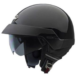 Scorpion EXO 100 Open Face Motorcycle Helmet   Retractable Faceshield
