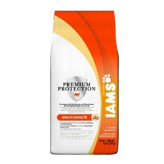 Iams Premium Protection Adult Cat Premium Cat Food 5.5 Lbs (Pack of 2