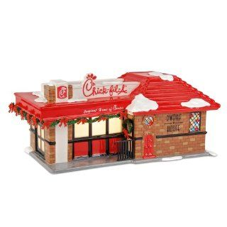 Original Snow Village from Department 56 Chick fil A®