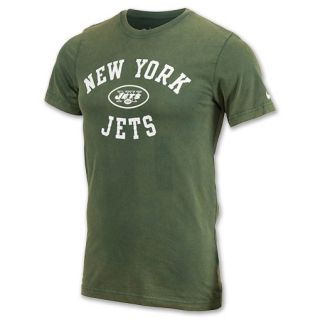 Nike New York Jets Washed Mens Tee Team Colors