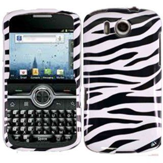 Zebra Hard Case Cover for Huawei Express M650 Cell Phones