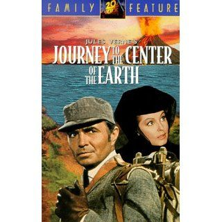 Journey to the Center of the Earth [VHS] James Mason, Pat