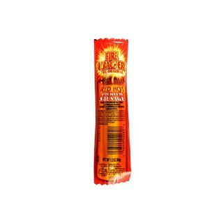 Fire Cracker Red Hot Pickled Sausage 1.2oz 15 Pack
