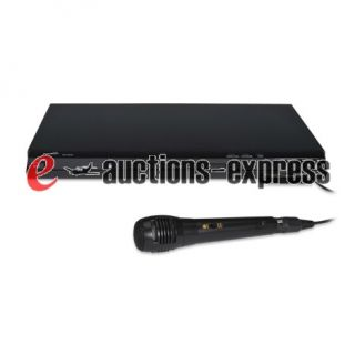 Supersonic SC 31 Karaoke DVD Player MPEG4 Media Player
