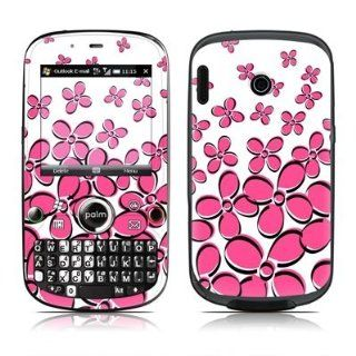 Daisy Field   Pink Design Protective Skin Decal Sticker