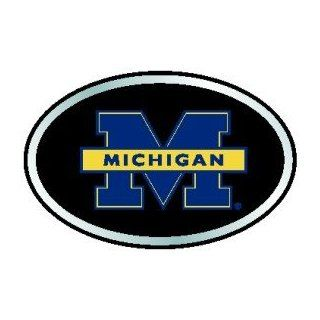 Michigan Wolverines Color Auto / Truck Emblem Sports