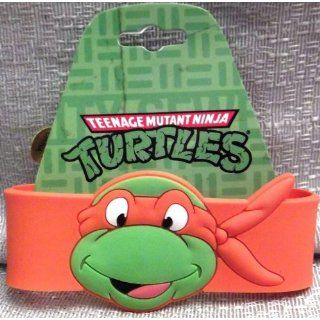 TEENAGE MUTANT NINJA TURTLES TMNT Michaelangelo Orange