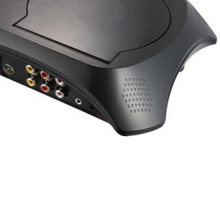 TS PJT 038 2MX Home Theater Portable DVD Projector Support TV Game USB
