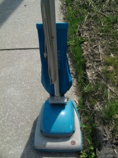 Vintage Hoover Vacuum Old Home and Garden