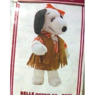 Peanuts Snoopy Sister Outfit for 15 Plush Belle Doll