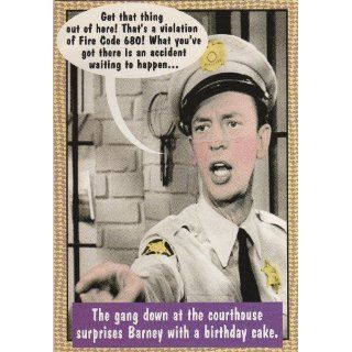 Mayberry, RFD Don Knotts As Deputy Barney Fife Humor