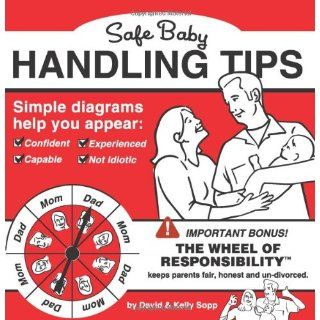 Safe Baby Handling Tips: David Sopp, Kelly Sopp: 9780762424917: