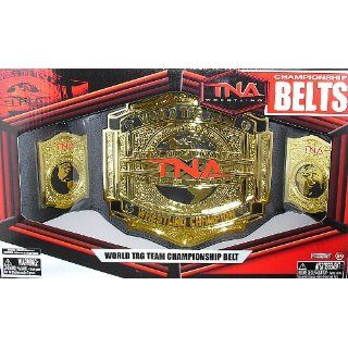 TNA TAG TEAM CHAMPIONSHIP JAKKS PACIFIC KID SIZE TOY