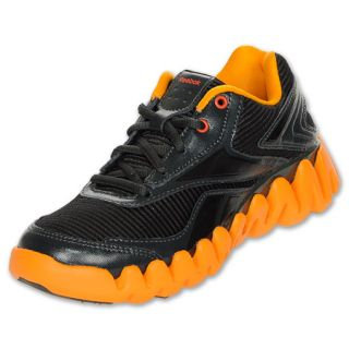 e8beb790182 ... Reebok Zig Activate Preschool Running Shoes Black ...