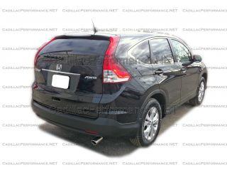 2012 Honda CR V High Polished Muffler Exhaust Tip