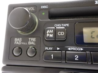 Honda Accord Civic CR V CRV Odyssey CD Player Radio Stereo Cassette