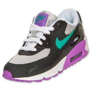 ... Girls Preschool Nike Air Max 90 Running Shoes ...