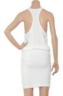 James Perse Double layered jersey dress