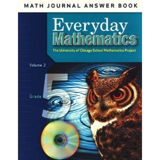 Everyday Mathematics Math Journal Answer Book Grade 5, Volume 2 (UCSMP