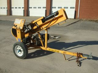 BIL JAX MODEL AUV520 20 TON 2 STAGE LOG SPLITTER W HONDA 8 HP ENGINE