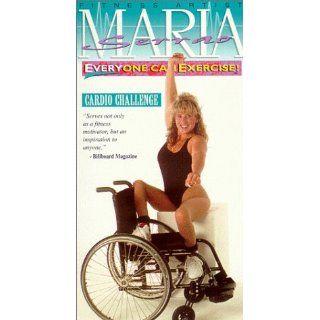 MARIA SERRAO: Everyone Can Exercise   Cardio Challenge
