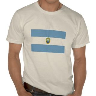 Federal Republic Central America, Costa Rica Shirt