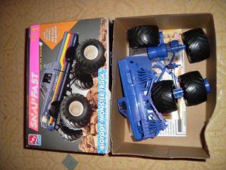 1993 AMT Ertl Snap Fast Bigfoot Monster Truck