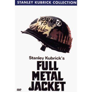 Full Metal Jacket Matthew Modine, R. Lee Ermey, Vincent D