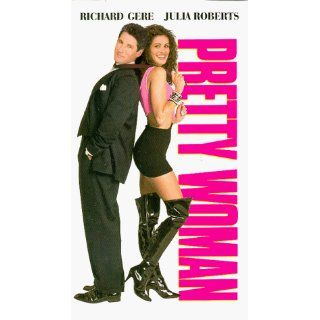 Pretty Woman [VHS] Richard Gere, Julia Roberts, Hank