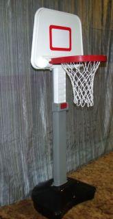 INDOOR OUTDOOR KIDS BASKETBALL BACKBOARD HOOP BY AMERICAN PLASTIC TOYS