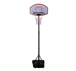Youth Basketball Hoop Goal Indoor Outdoor Portable Adjustable Kids
