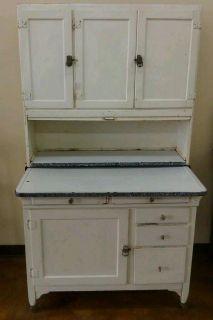 Sellers Antique Hoosier Type Cabinet