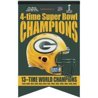 NFL Green Bay Packers Super Bowl XLV Champions 17 x 26