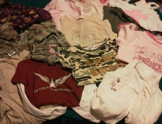 Girls clothes10 14 lot 6 mix very nice cheap good school clothes teen