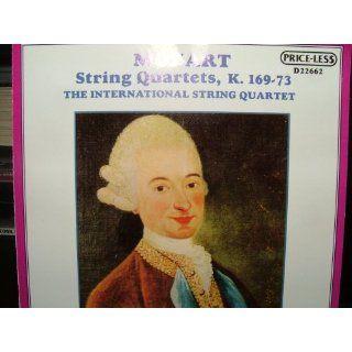 Mozart String Quartets K.169 73 w.a.mozart, chihiro kudo