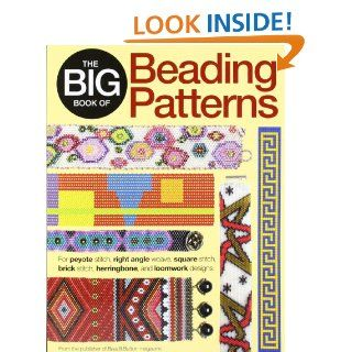 The Big Book of Beading Patterns: For Peyote Stitch