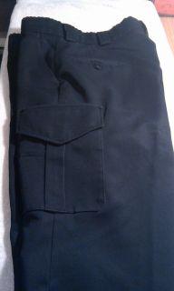 Dark Blue Police Blauer Duty 4 Pocket Pants